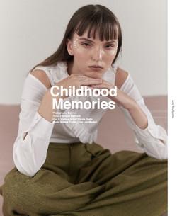 copertina childhood