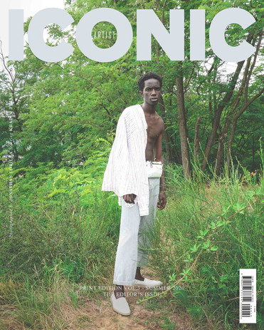 ICONIC ARTIST MAG PRINT ISSUE VOL. III 2020