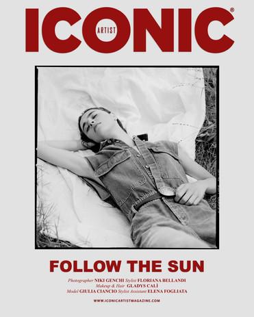 iconic artist magazine agosto 2020