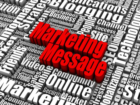 Creating a Marketing Message