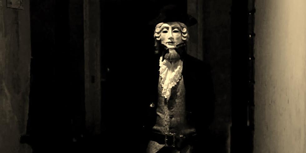 INFÖR HALLOWEEN - Spökvandring med skådespel kl. 17:30
