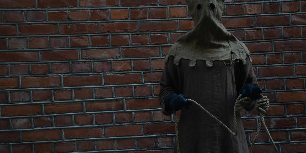 STOCKHOLMS BLODBAD 500 ÅR - spökvandring med skådespel  kl. 19:30