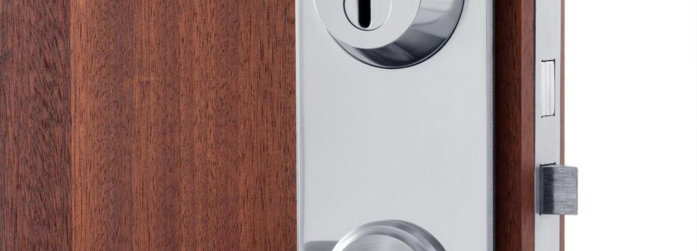 No Access låssystem blankpolerad