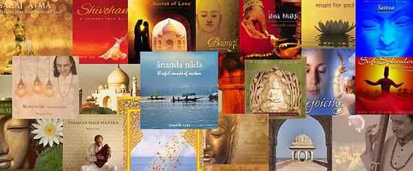 Collection of Mantra Albums
