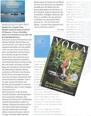 Yoga Das Magazine - Ananda Nada 3.2020 s