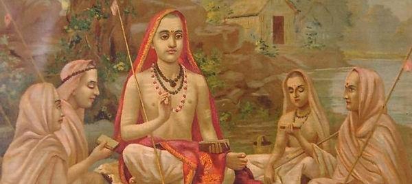 adi shankara and mantra shivoham