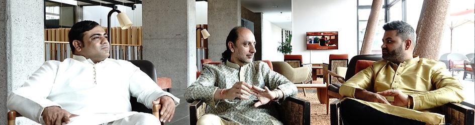 Manish Vyas and Band Tabla and Bansuri