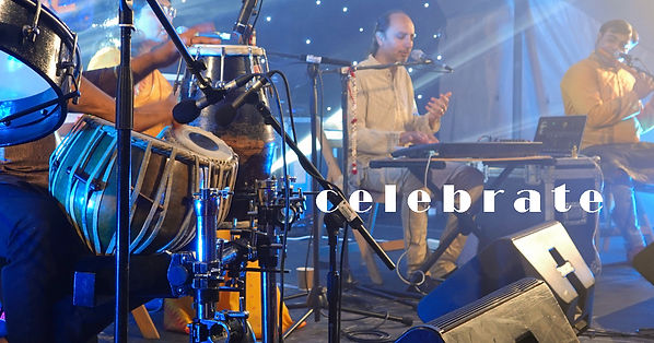 live music India for celebrations