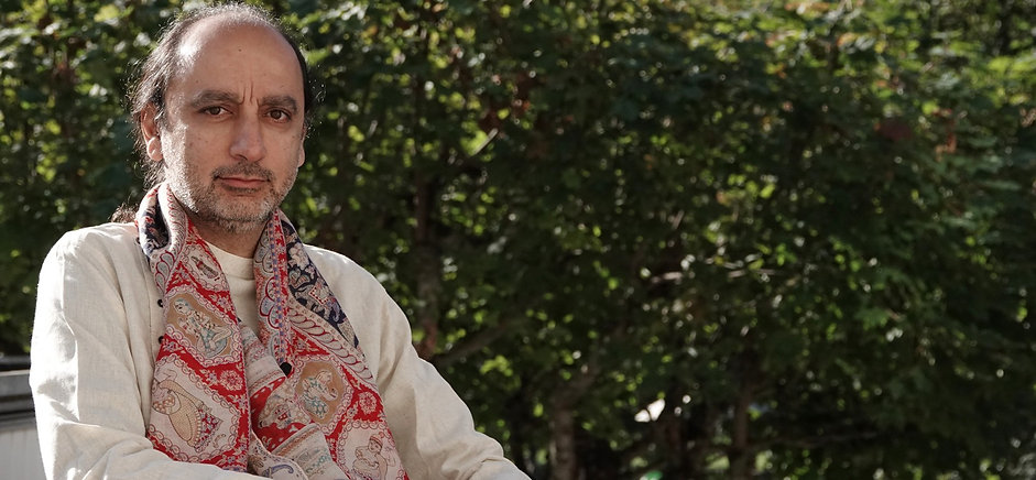 Manish Vyas authentic mantra singer Bio