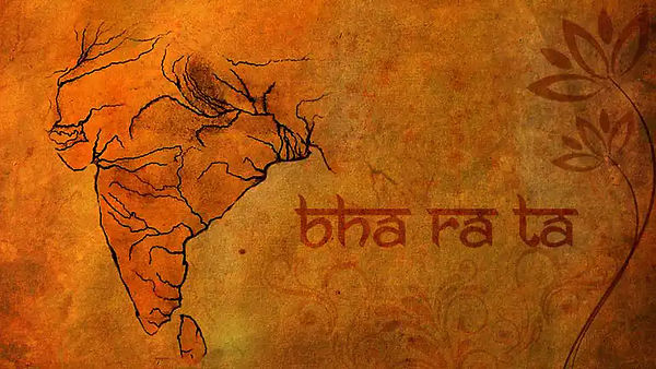 Bharat the real name of India