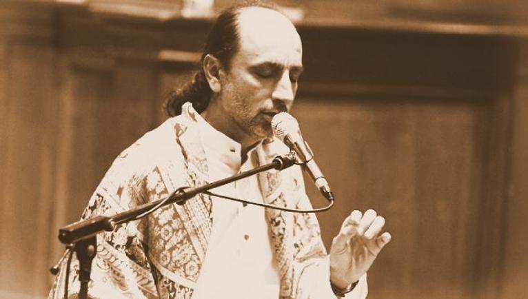 Manish Vyas Mantra Sänger in der Schweiz