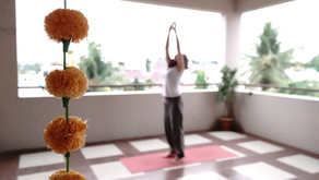 yoga as a path for an earnest practitioner.