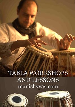 Tabla Instrument lernen Schweiz