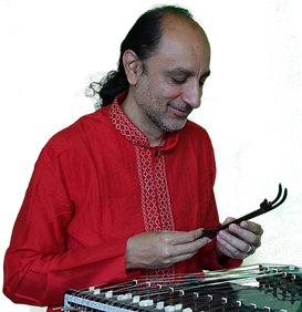 Sacred Music from India with Manish Vyas