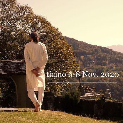 Casa Santo Stefano mit Manish Vyas in Ticino