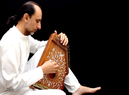tradition of mantra and sacred music from India: interview.