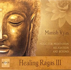 Healing Ragas vol. 3 music for deep sleep and relaxation