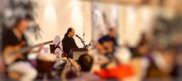 Kirtans, Bhajans, Mantras live and authentic