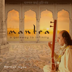 album MANTRA Manish Vyas 2020