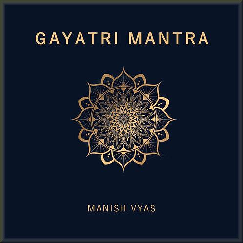 Gayatri Mantra (single track)