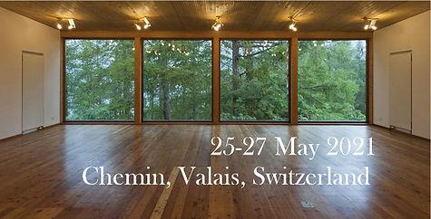 meditation retreat switzerland schweiz