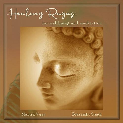 Healing Ragas (vol 1)