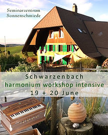 Harmonium Seminar Schweiz