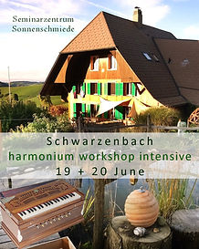 Harmonium Schweiz und Deutschland