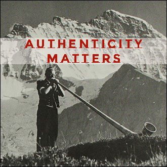 Authenticity in Mantra Music