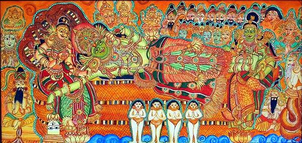 la verdadera tradición de kirtan y bhakti yoga