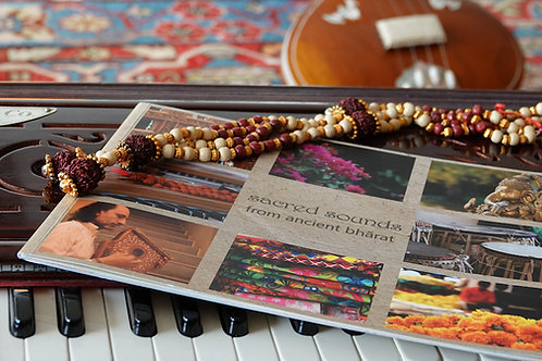 Mantra Book: Sacred Sounds of Ancient India