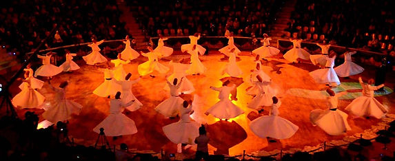 Music for Sufi whirling