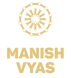 vertical_tagline_on_transparent gold PNG