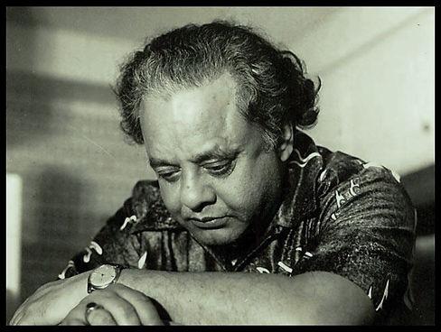 Ustad Allarakha, Tabla Maesro of Manish Vyas