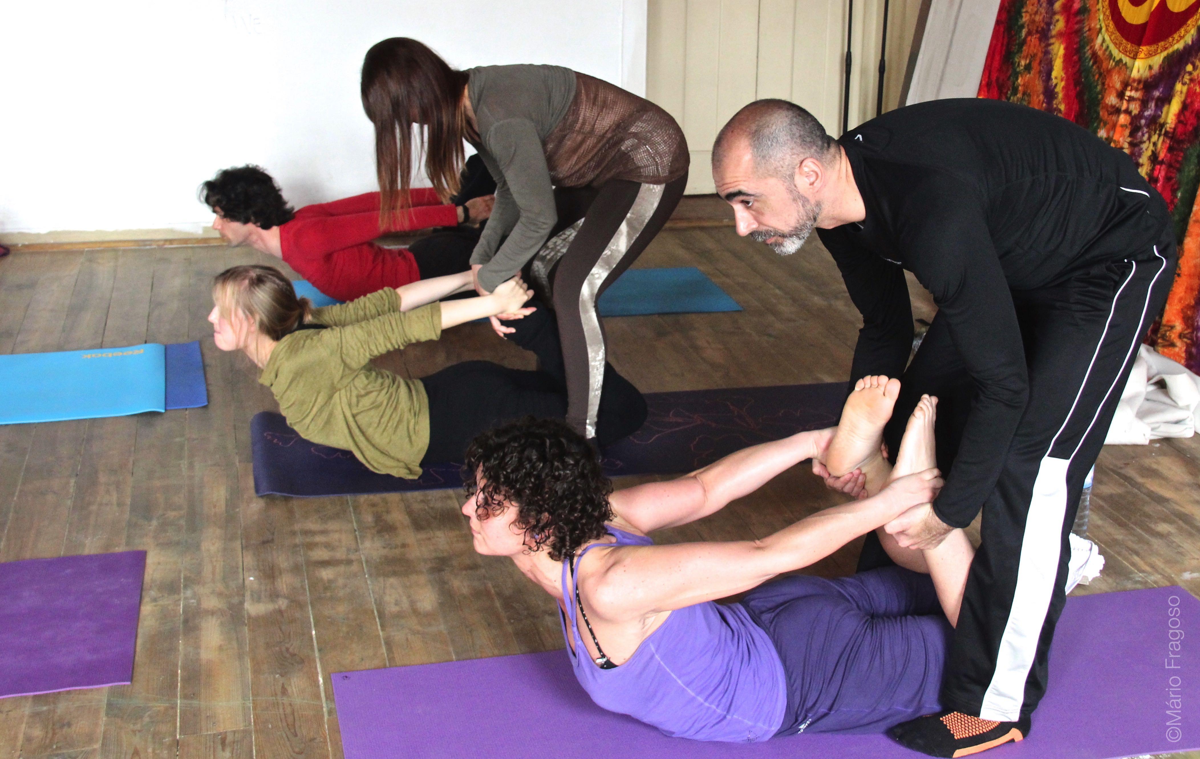 yoga lisboa