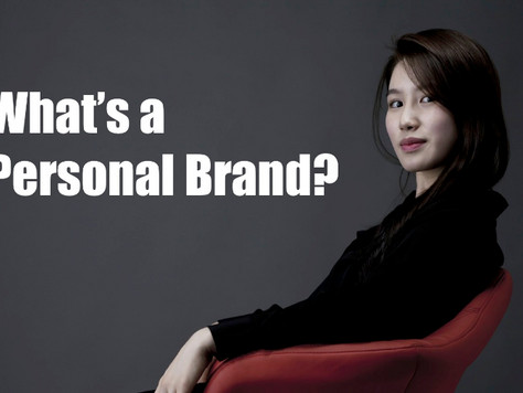 What's A Personal Brand?