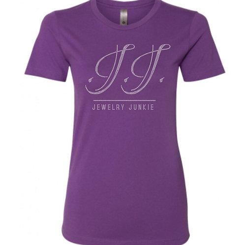 Jewelry Junkie T-Shirt