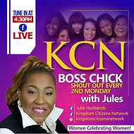 Revised Boss Chick Monday Flyer White Ta