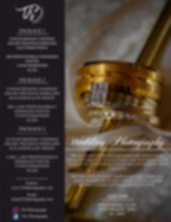 Copy of Copy of Wedding Photography Flye