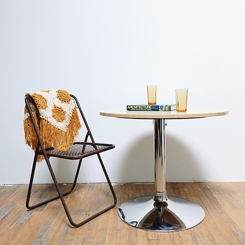 TABLE TULIPE EN MARBRE