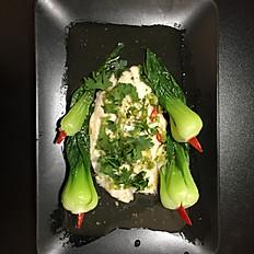 22. Filetto di branzino al lime/Lime seabass fillet/泰式柠檬鱼