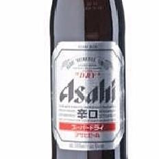Asahi beer 330 ml