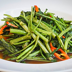 25. Verdura di stagione saltata/Stir-fried seasonal vegetable/清炒时鲜蔬菜