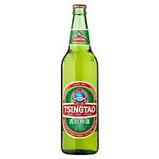 TsingTao beer 640 ml