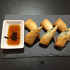 2. Involtini Thailandesi/Thai veg Roll/泰国春卷