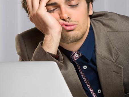 Müssen Online Besprechungen immer so langweilig starten?