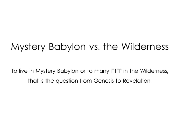 Mystery Babylon vs the Wilderness_Page_0