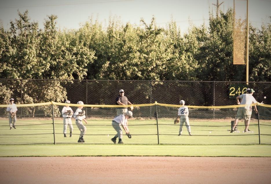 Backyard Ballpark