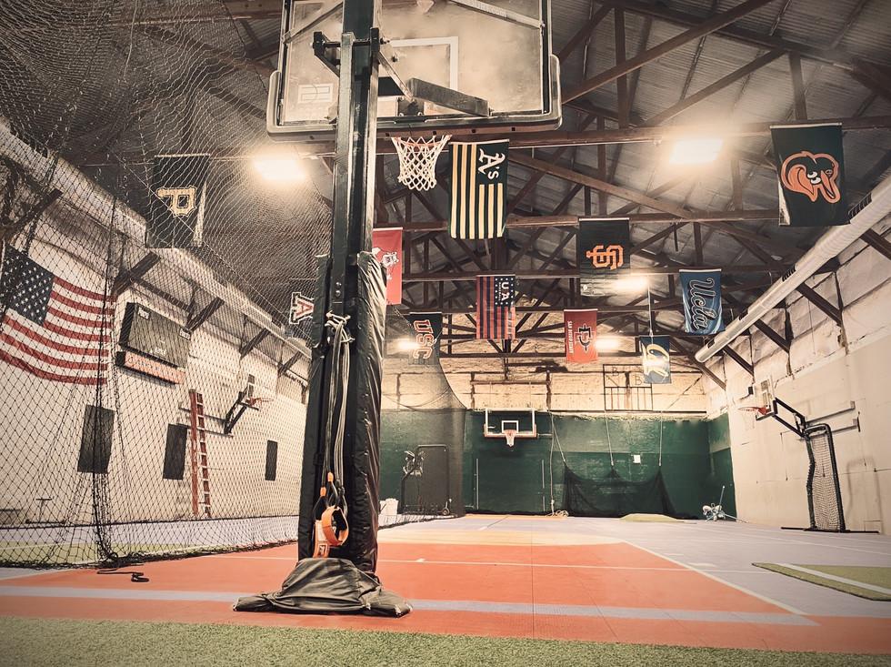indoor facility