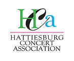 Hattiesburg Concert Association Logo